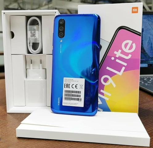 Xiaomi Mi 9 lite 128 GB BLUE lacrado na caixa