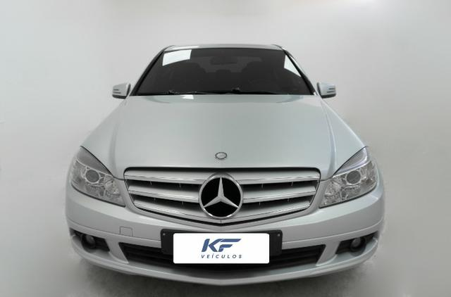 Mercedes-Benz C180 CGI 1.6 Prata 2011 Completo C-180 - Foto 2