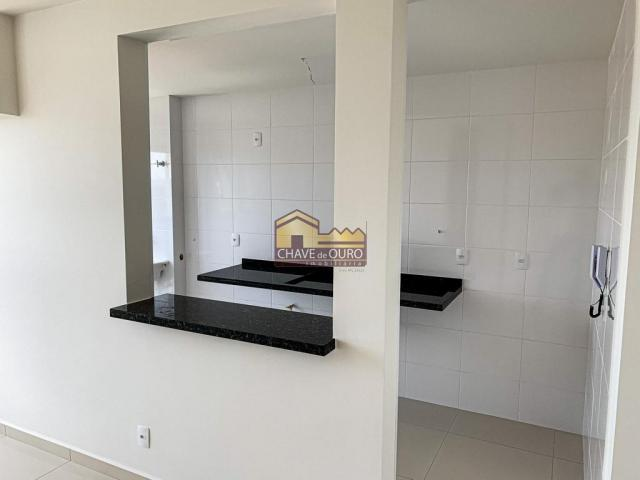 Apartamento à venda, 2 quartos, 1 vaga, Jardim do Lago - Uberaba/MG - Foto 3