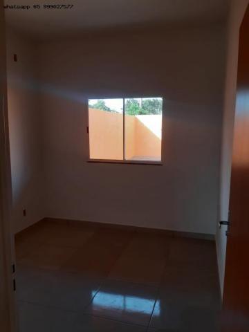 Casa para Venda em Várzea Grande, Novo Mundo, 2 dormitórios, 1 suíte, 2 banheiros, 2 vagas - Foto 4