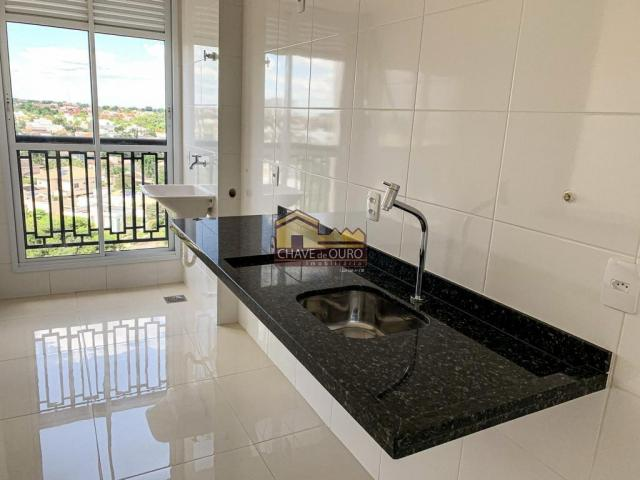 Apartamento à venda, 2 quartos, 1 vaga, Jardim do Lago - Uberaba/MG - Foto 4