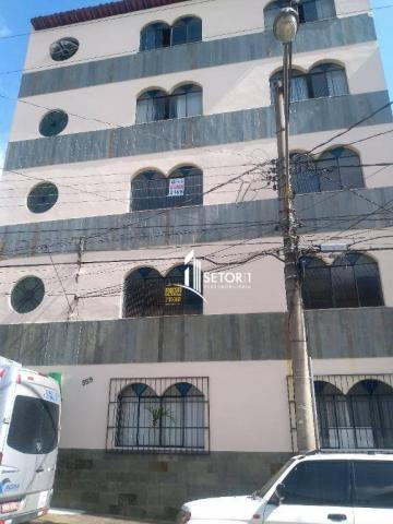 Apartamento com 3 quartos para alugar, 119 m² por R$ 1.000/mês - Jardim Glória - Juiz de F