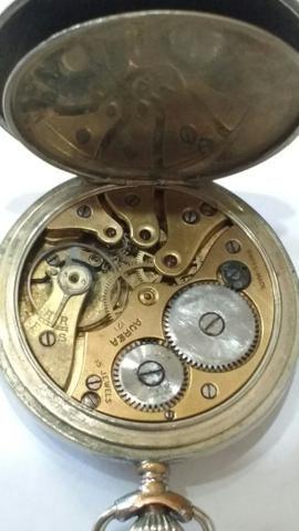 Relógio de bolso aurea - Foto 4