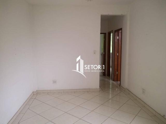Apartamento com 3 quartos para alugar, 90 m² por R$ 1.100/mês - Paineiras - Juiz de Fora/M