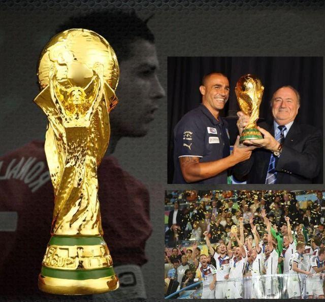 Taça Troféu da Copa do Mundo FIFA - Foto 2