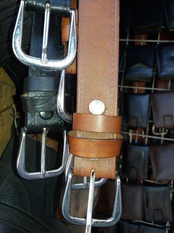 Cintos de couro legítimo - Foto 2