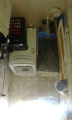 Apartamento mobiliado em cs caiada 1qto lazer completo ha 2 min do mar - Foto 7