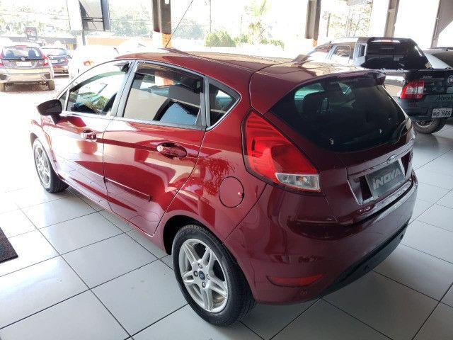 Fiesta 1.6 Automatico + Multimidia! Unico Dono! - Foto 4
