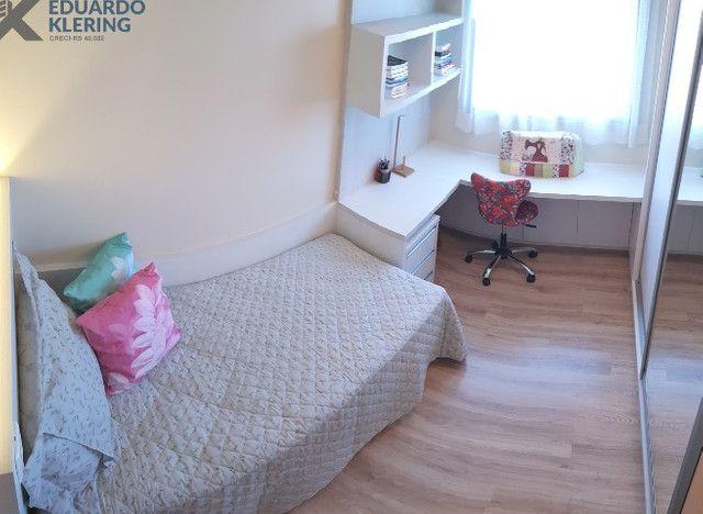 Apartamento com 2 dormitórios, 2 vagas, churrasqueira, no Jardins da Figueira (Esteio-RS) - Foto 8