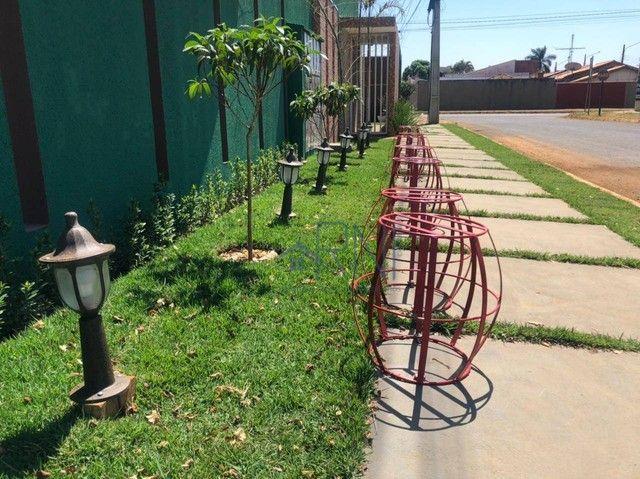 Residencial com 16 Sobrados no Bom Clima em Chapa dos Guimarâes-MT - Foto 14