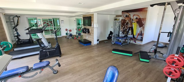 Excelente Apartamento Andar Alto com 3 suítes 141 m2 Lagoa Nova  - Foto 13