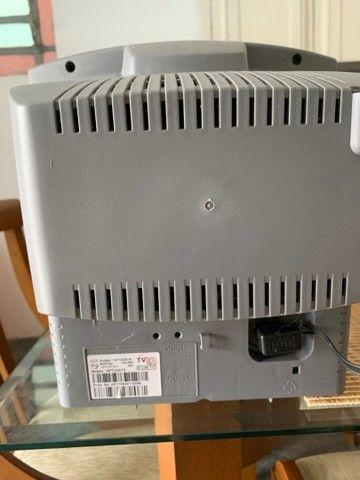 TV PHILIPS 14 polegadas completa( antena e controle ) - Foto 3