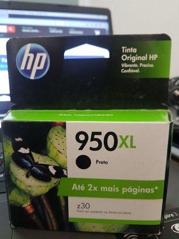 Cartuchos HP  novos e originais,TODOS POR APENAS 400.00    - Foto 4