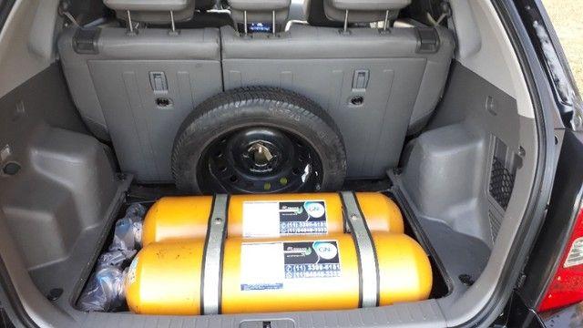 Tucson Autom. Kit gás italiano (Landirenzo -5a. ger.)/ venda / troca - Foto 7