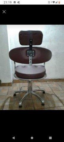 Cadeira para cabeleireiro  - Foto 3