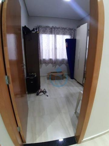Casa com 2 dormitório à venda, 57 m² por R$ 280.000 - Jardim das Oliveiras II- Foz do Igua - Foto 12