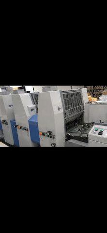 Impressora Offset Ryobi 524 Hxxp ano 2003