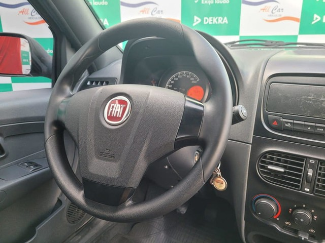 Fiat STRADA 1.4 MPI HARD WORKING CE 8V FLEX 2P MANUAL - Foto 9