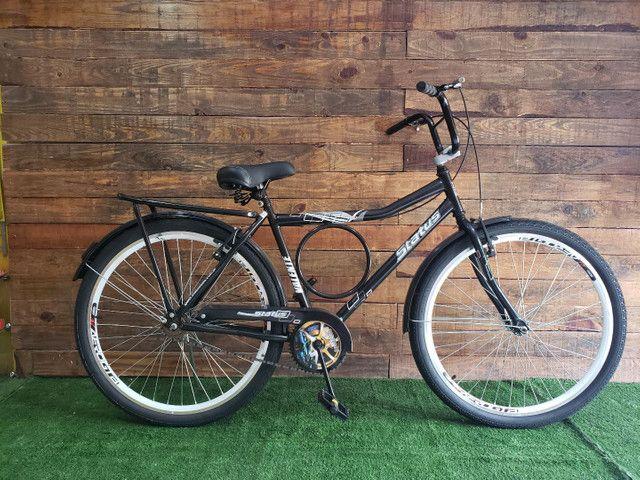 Bicicletas Barra Circular - Status Bike  - Foto 2