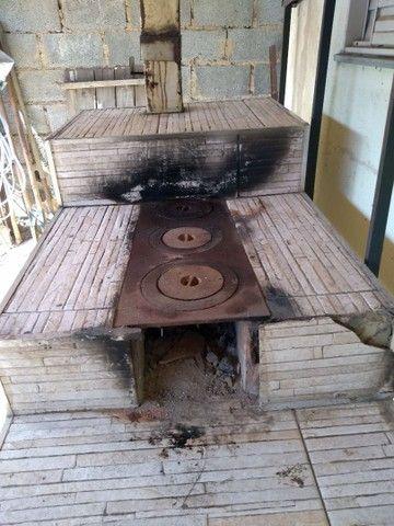 Fogão a lenha e forno  - Foto 4