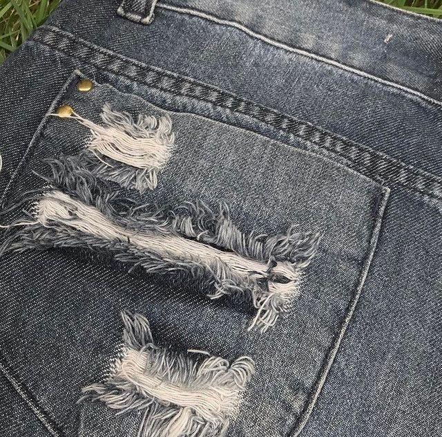 Short-saia jeans  - Foto 5