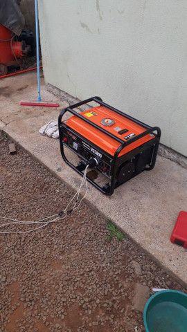 Gerador de energia vg3800 110 e 220v