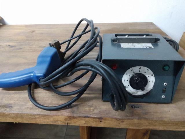 Máquina para frizar frizadora - Foto 2