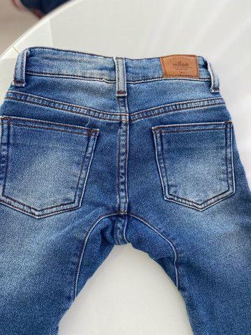 Vendo calça jeans tamanho 1  - Foto 3