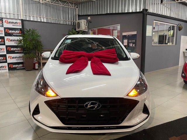 Hyundai HB20 Vision 1.0 Flex 2022 com multimídia  - Foto 6