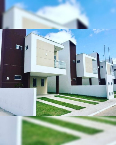 A - Casa Duplex com 3 Quartos pronta pra morar no Aracagy  - Foto 3