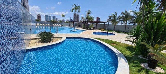 Excelente Apartamento Andar Alto com 3 suítes 141 m2 Lagoa Nova  - Foto 16