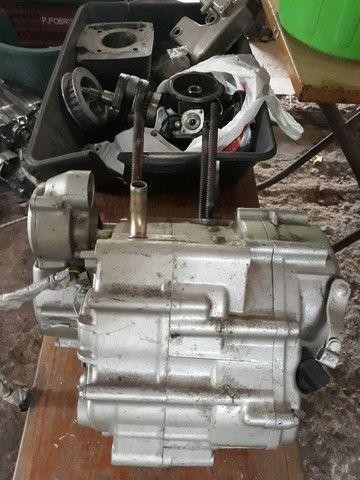 Motor Honda XR 250 Tornado , desmontado com procedência, sem o cabeçote ! - Foto 7