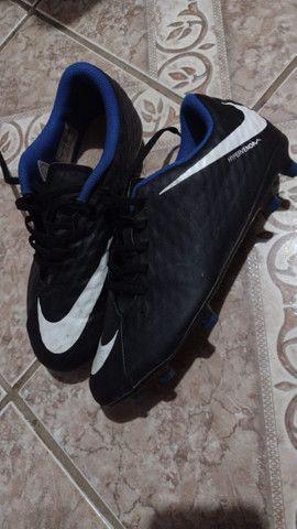 Chuteira Nike número 39 - Foto 3