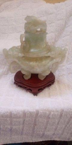 Incensario de jade - Foto 3