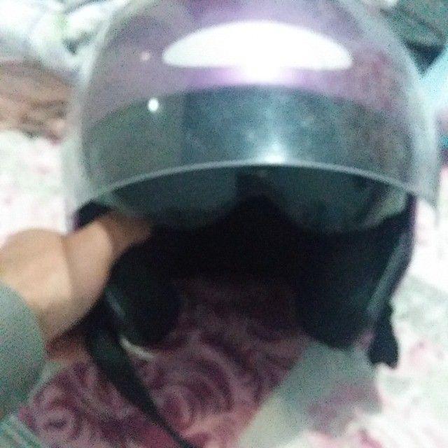 1 capacete - Foto 2