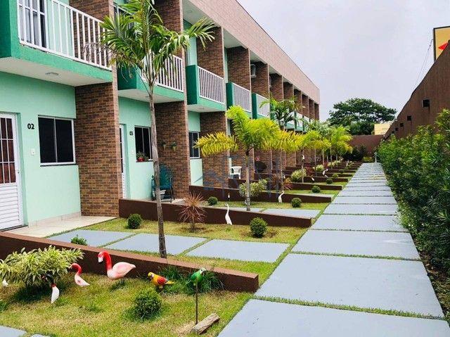 Residencial com 16 Sobrados no Bom Clima em Chapa dos Guimarâes-MT - Foto 4