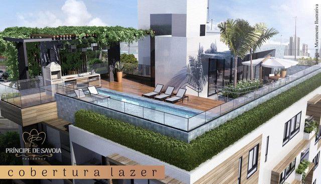 Apartamento no Bessa com área de lazer completa R$269.900