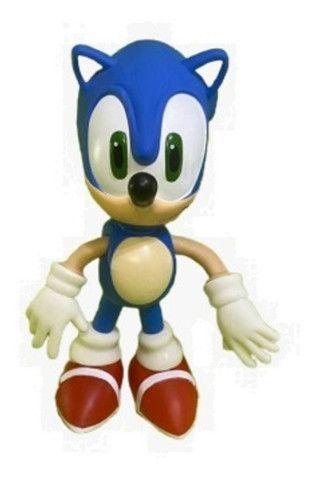 Boneco Sonic Grande 23cm Promoção  - Foto 3