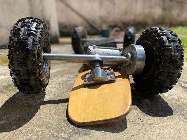 Skate elétrico 800v - Foto 6