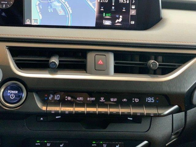 Super Oportunidade!!! Lexus UX250h Hybrid Luxury 2020 - Foto 17