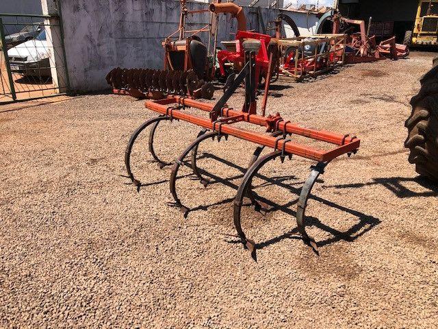 Cultivador 7 linhas Baldan - Foto 3
