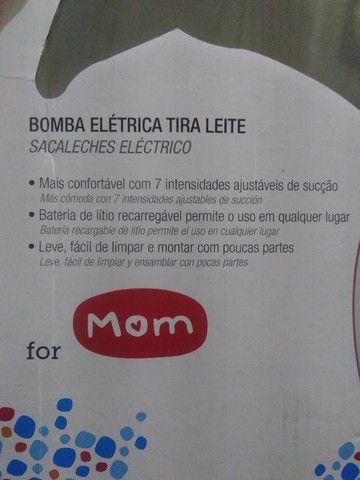 Bomba tira leite elétrica - Foto 6
