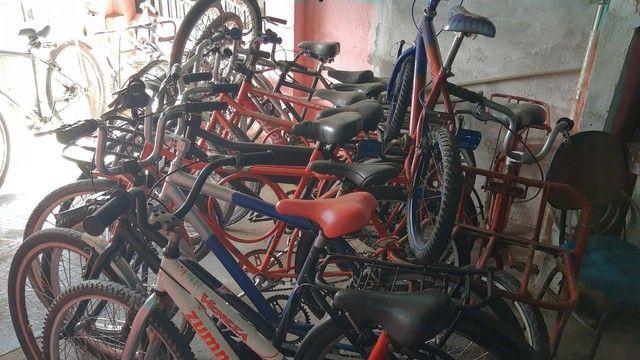 Várias bicicletas só usadas - Foto 2
