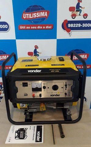 Gerador a gasolina 1.000 w ggv 1000 ? vonder - Foto 5