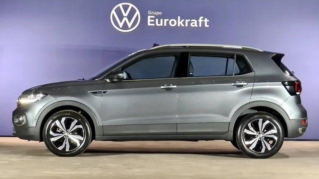 Pronta entrega VW T-Cross Highline 250TSI  21/22 Zero km - Foto 4