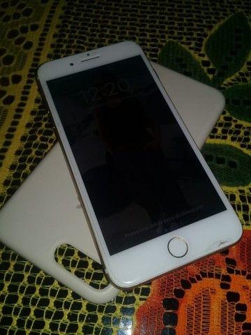 iPhone 7 Plus Dourado de 128 GB