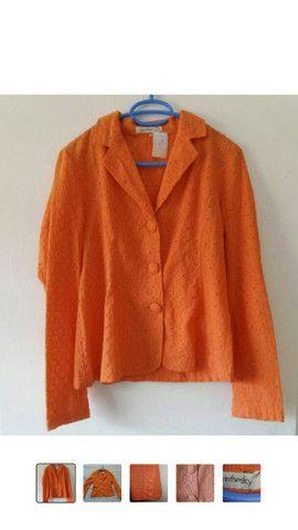 Blazer laranja - Foto 5