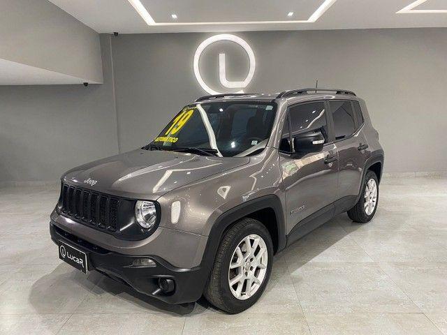 Jeep Renegade Sport 2019 Automático Único dono !! - Foto 6