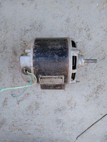 Motor baixa rpm