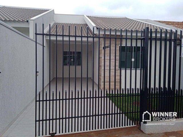 Casa com 2 dormitórios à venda, 64 m² por R$ 250.000 - Portal das Torres - Maringá/Paraná - Foto 2
